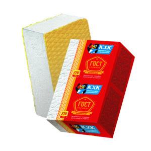ГОСТ, 100% пломбир с нежным ароматом ванили, приготовленный по ГОСТу, на вафлях.