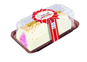 Купить оптом Ола-ла!, Легкий десерт из классического пломбира и клубничного - это праздник, который вы можете подарить себе и близким в любую минуту.