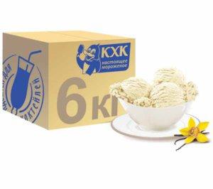 Ермошка, Пломбир высшего сорта, изготовлен по традиционному рецепту из цельного коровьего молока и сливочного масла.