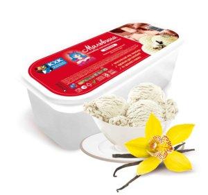 Мальвина, Традиционный ванильный пломбир, знакомый и любимый с детства вкус.