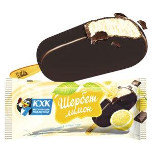 Купить оптом Шербет, Низкокалорийный лимонный десерт на основе лимонного сока -  настоящий яркий вкус лета!