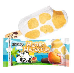 Cool nJoy, Мороженое сливочное ванильное с манго-маракуйевым шербетом