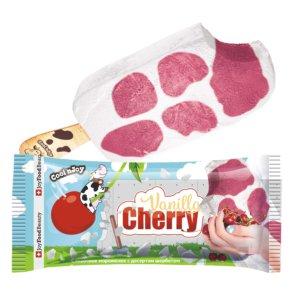 Cool nJoy, Мороженое сливочное ванильное с вишнево-черешневым шербетом