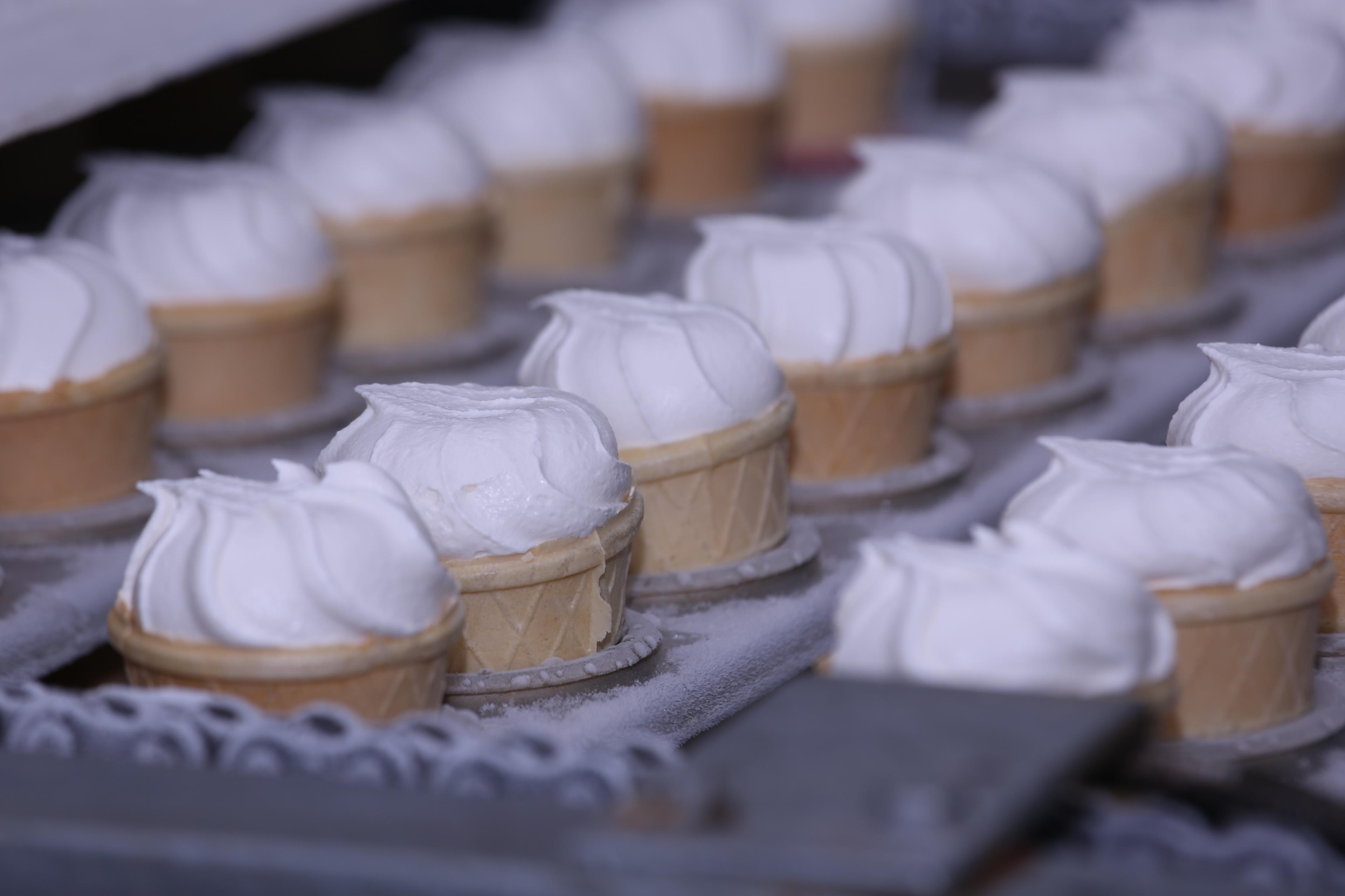 Мороженое-пломбир